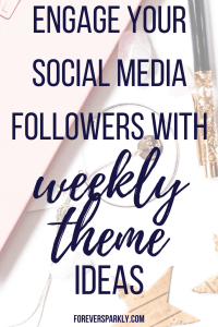 Need some fresh ideas on how to engage your social media followers? Rock your direct sales business with these Facebook group theme ideas! Kristy Empol