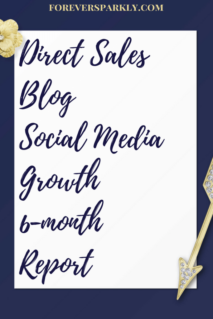 A post for my direct sales friends. Here is my direct sales blog social media growth for the 1st half of 2017. Click to see my social media growth! Kristy Empol