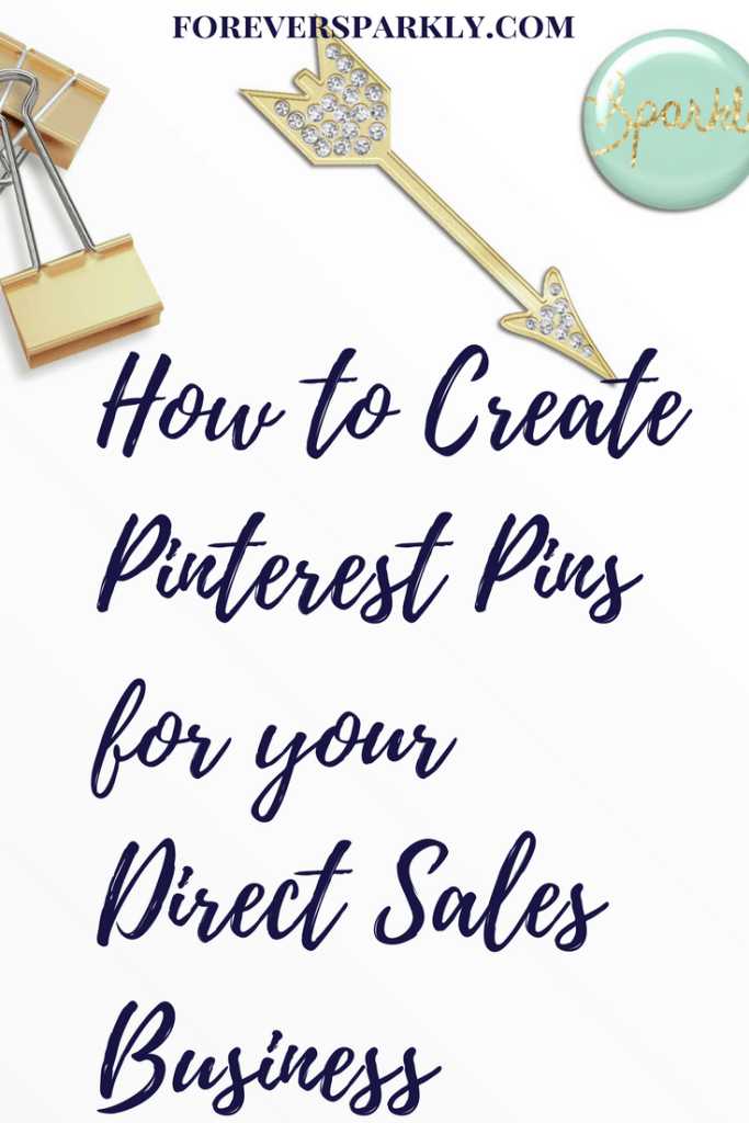 Are you creating Pinterest pins for your direct sales business, but not seeing results? Remember these 4 things when creating pins to increase your repins! Kristy Empol