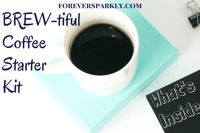 BREW-tiful Coffee Starter Kit: Discover What's Inside!
