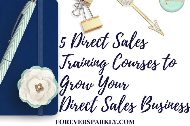 5 Direct Sales Training Courses to Grow Your Direct Sales Business