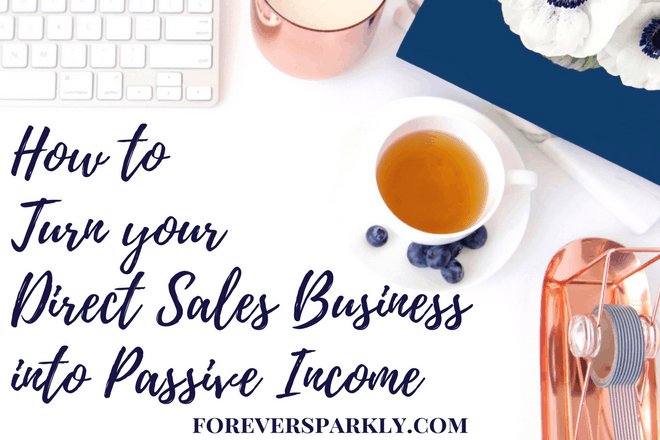Wondering how to turn your direct sales business into passive income? Click to read 4 strategic keys to evolving your direct sales business! Kristy Empol