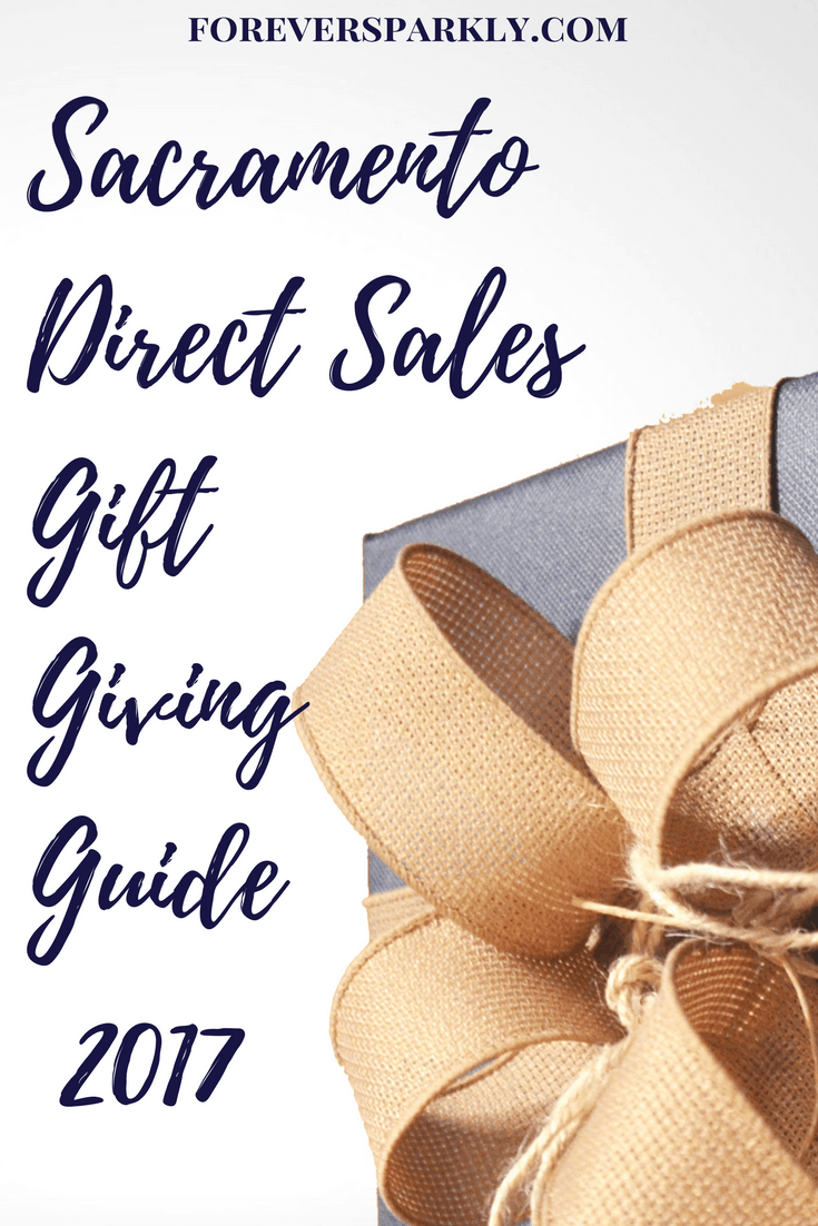 Sacramento Direct Sales 2017 Gift Giving Guide is here! Click to shop from local direct sellers featuring their favorite holiday gifts. Kristy Empol