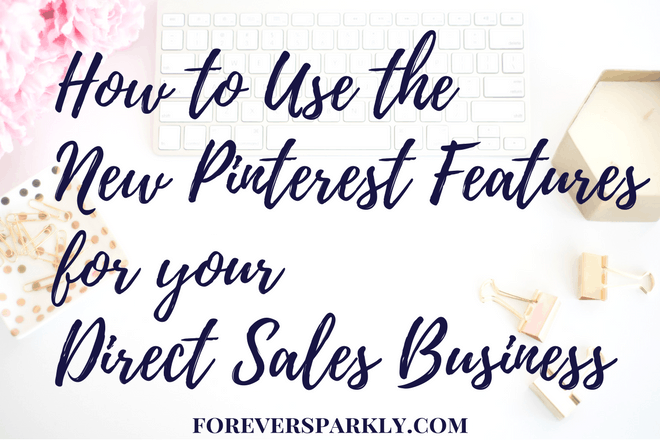 Use the new Pinterest features for your direct sales business to grow your followers! Learn about the Sections and Organization feature and how to use it! Kristy Empol