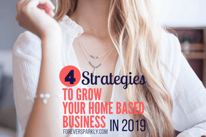 Click for strategies to grow your home based business in 2019. Learn the keys to experiencing growth without being tied to your computer 24/7. Kristy Empol