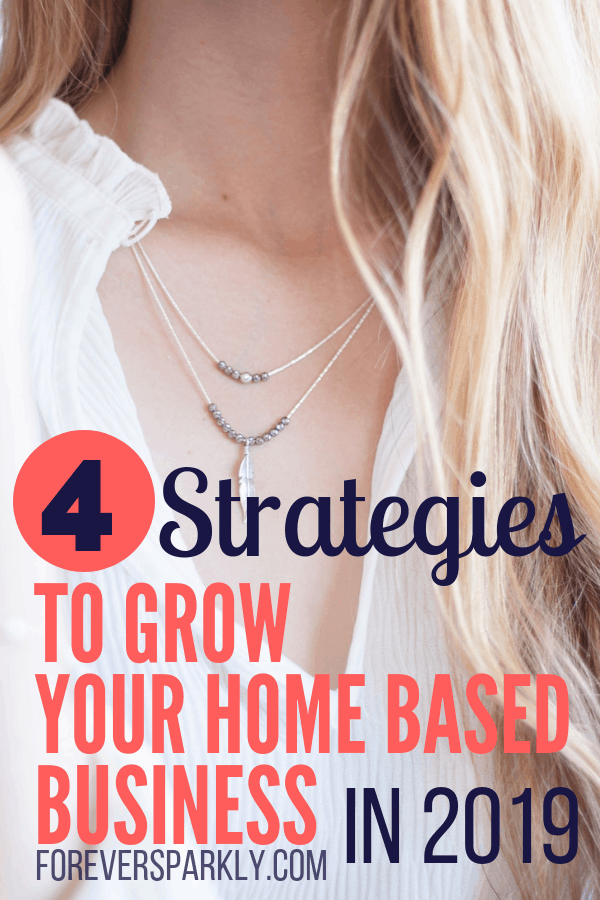 Click for strategies to grow your home based business in 2019. Learn the keys to experiencing growth without being tied to your computer 24/7.