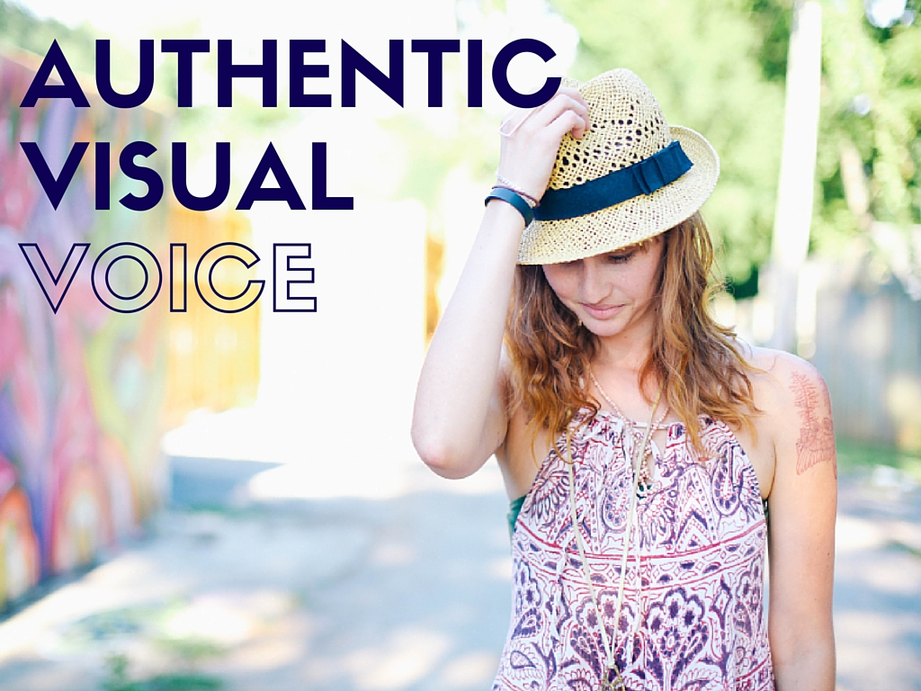 AUTHENTIC VISUAL VOICE