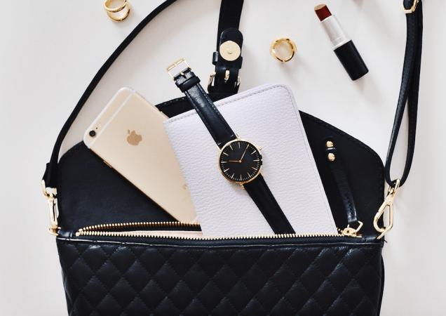 Time Saving Tips - Handbag
