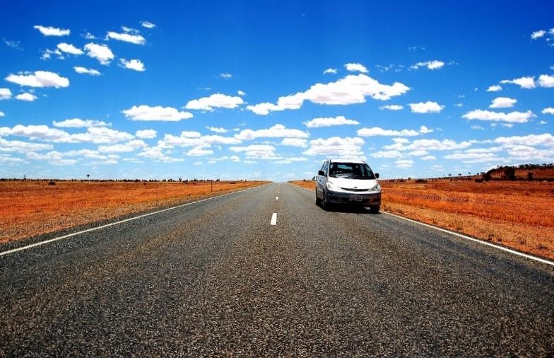 Australien Road Trip