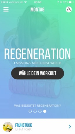 Sweat with Kayla Regeneration