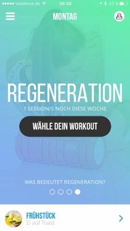 Sweat with Kayla Regeneration