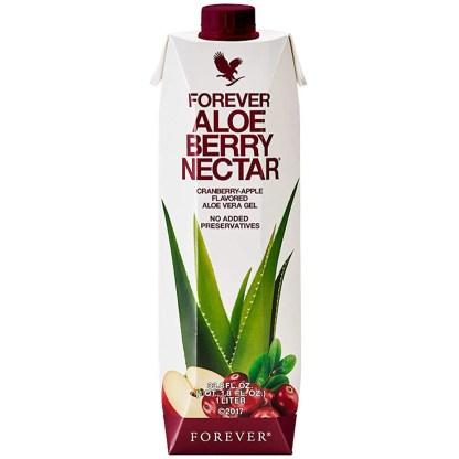 Forever Aloe Berry Nectar (Χυμός αλόης βέρα με cranberry και μήλο)