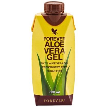 Forever Aloe Vera Gel Mini (Χυμός Αλόης Βέρα. 12 τεμάχια των 330 ml)
