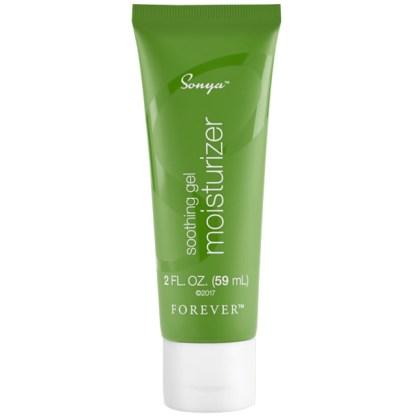 Sonya soothing gel moisturizer (Ενυδατική λοσιόν τζελ με αλόη και κολλαγόνο)