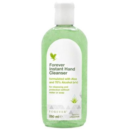 Forever Instant Hand Cleanser (Καθαριστικό χεριών με 70% αλκοόλη και αλόη)