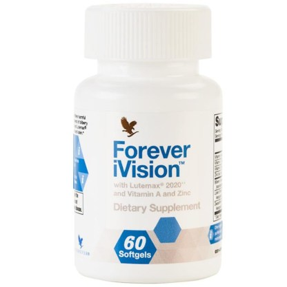Forever iVision (Oλοκληρωμένη προστασία των ματιών από την ψηφιακή ακτινοβολία)