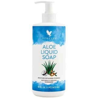Forever Aloe Liquid Soap (Υγρό σαπούνι με αλόη και εκχύλισμα αγγουριού, για το πρόσωπο και το σώμα)