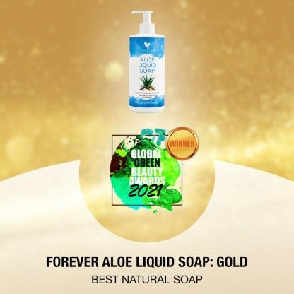 Forever Aloe Liquid Soap