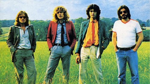 """song of the day – """"Fool In The Rain"""" 