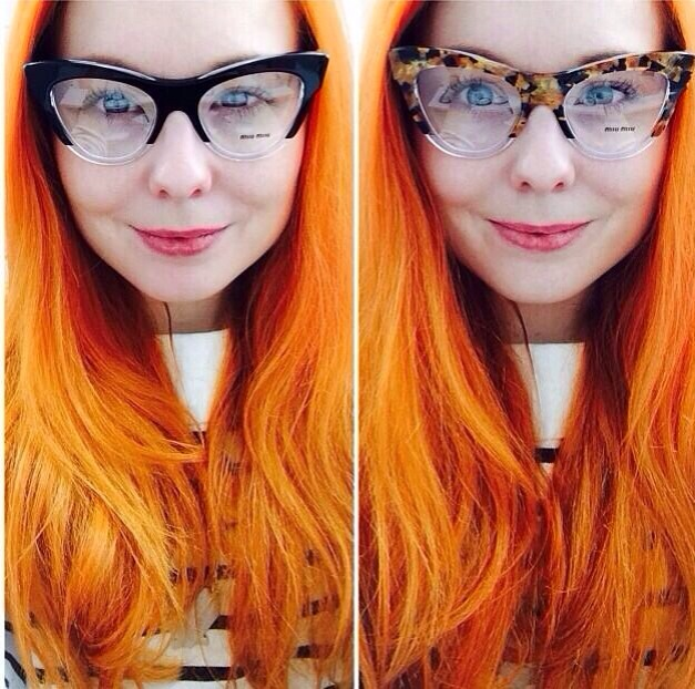 6f6aafc91103 Girls who wear glasses. - Forever Yours, Betty