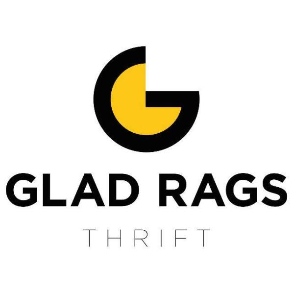 Glad Rags Thift logo