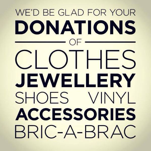 donations glad rags