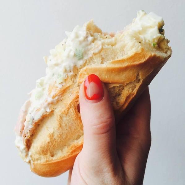 piece sandwich