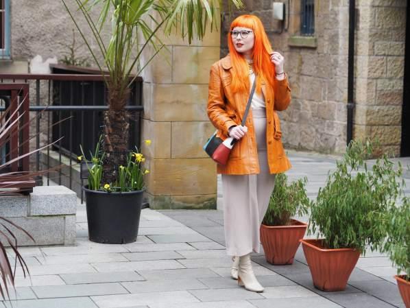 orange hair neutrals