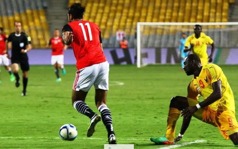 بث مباشر مباراة مصر وتوجو في تصفيات امم افريقيا 2021