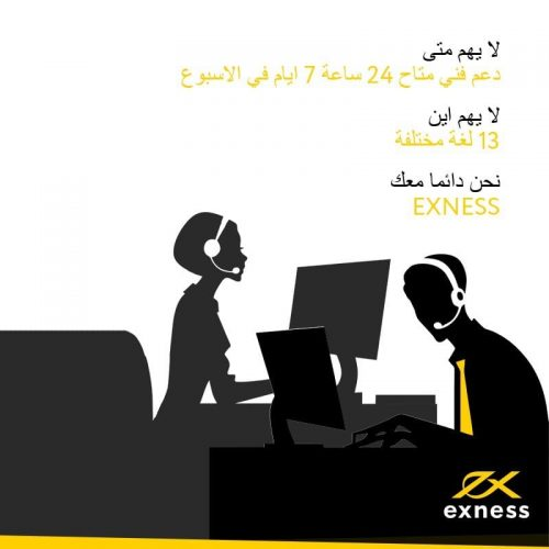 شركة exness