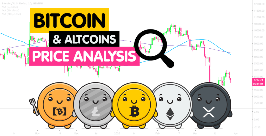 Bitcoin and Altcoins Designate Diagnosis: Nearby Correction Ranges