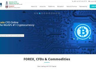 ICM Capital offre trading con Bitcoin