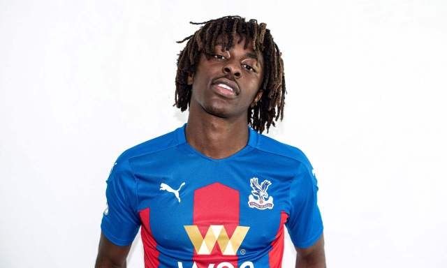 Eberechi Eze has joined Crystal Palace in a big-money move