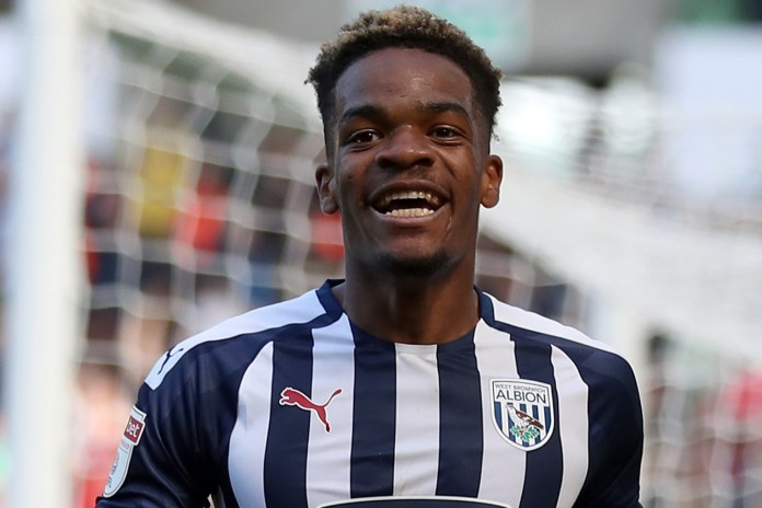 Grady Diangana has completed a controversial move from West Ham to West Brom