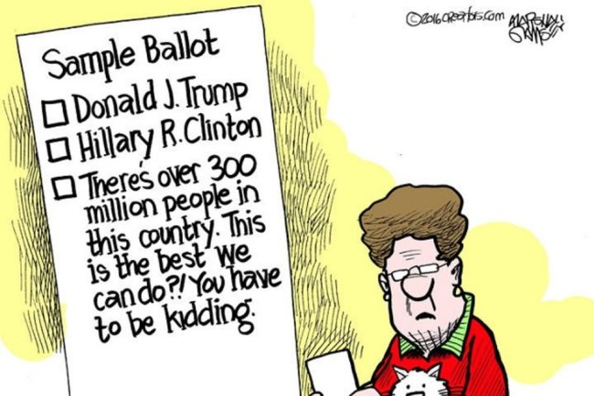 funny-trump-and-clinton