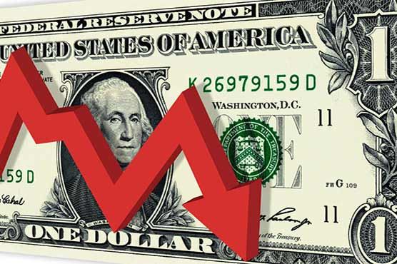 Dollar Falling Hard In January