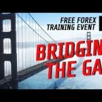 FREE FOREX TRAINING LESSONS: BRIDGING THE GAP