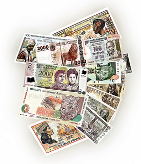Forex Money for International Curency