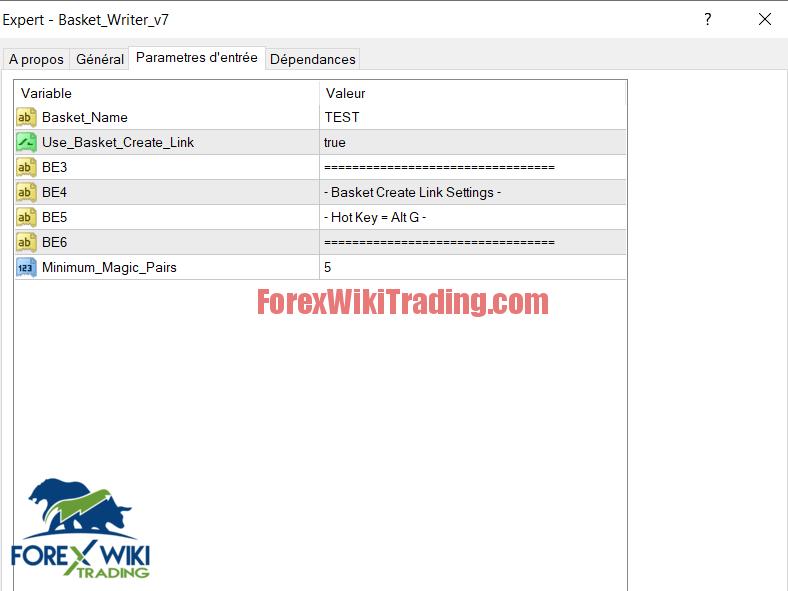 Basket Writter EA V7 Worth 9 Free Version