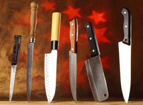 Knife variety