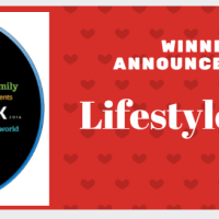 Winner Announcement- Lifestyle blog