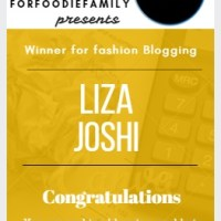 Winner Announcement- fashion blog