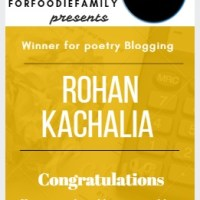Winner Announcement- Poetry Blog