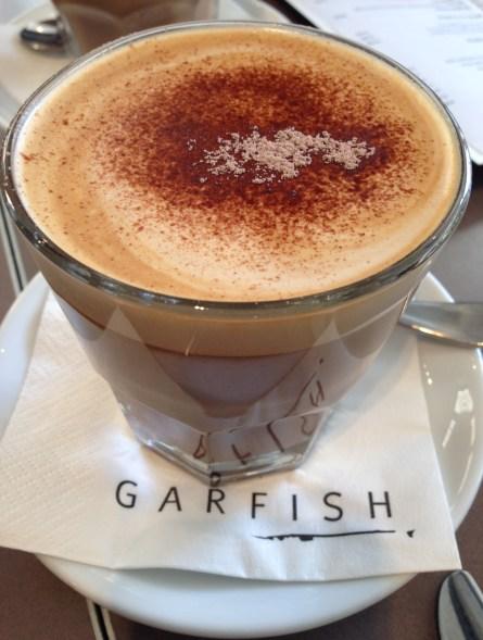 Garfish mocha