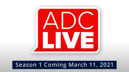 ADC – INTRODUCING ADC LIVE