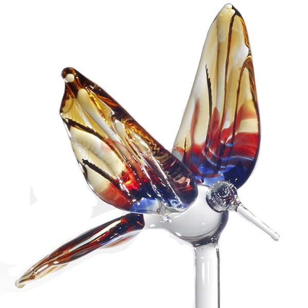 handmade flameworked glass