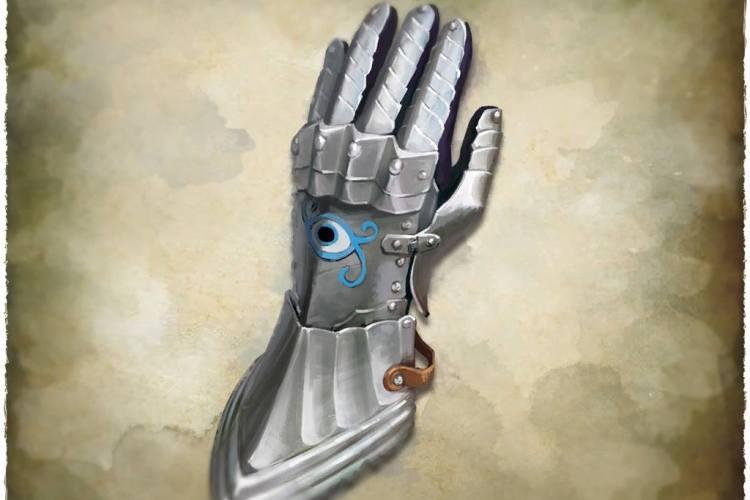 Nakzar : La Main de Helm