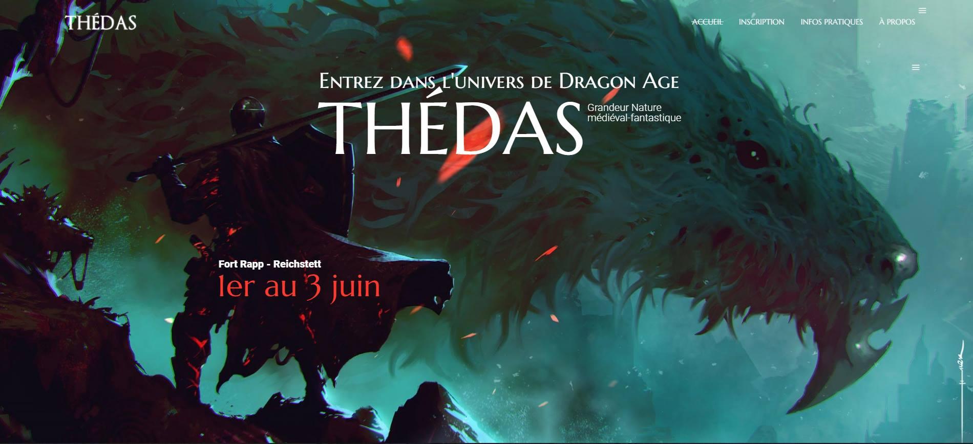 GN Thédas - Le dernier Bastion