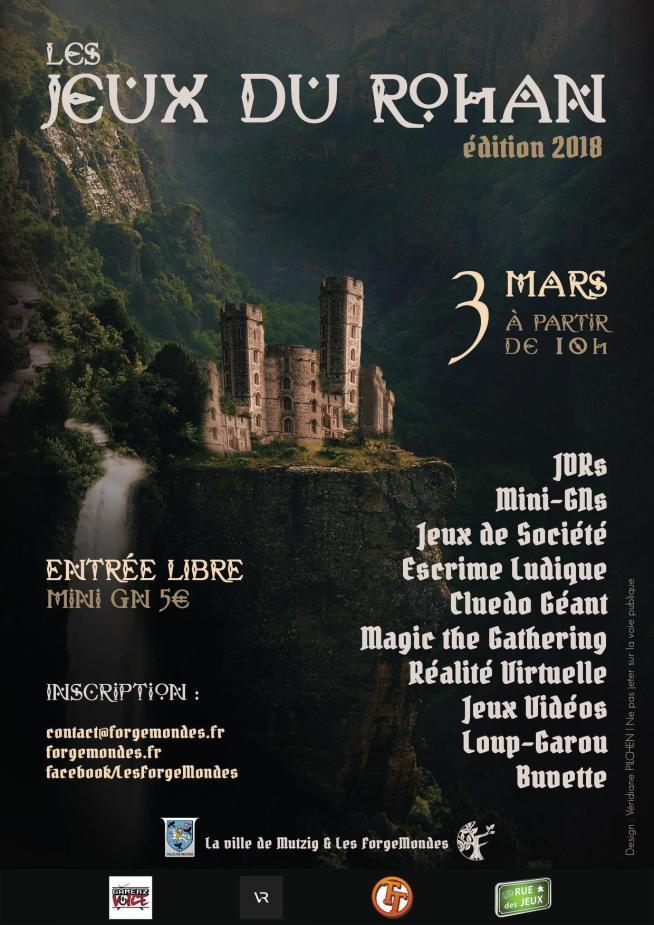 Jeux du Rohan 2018