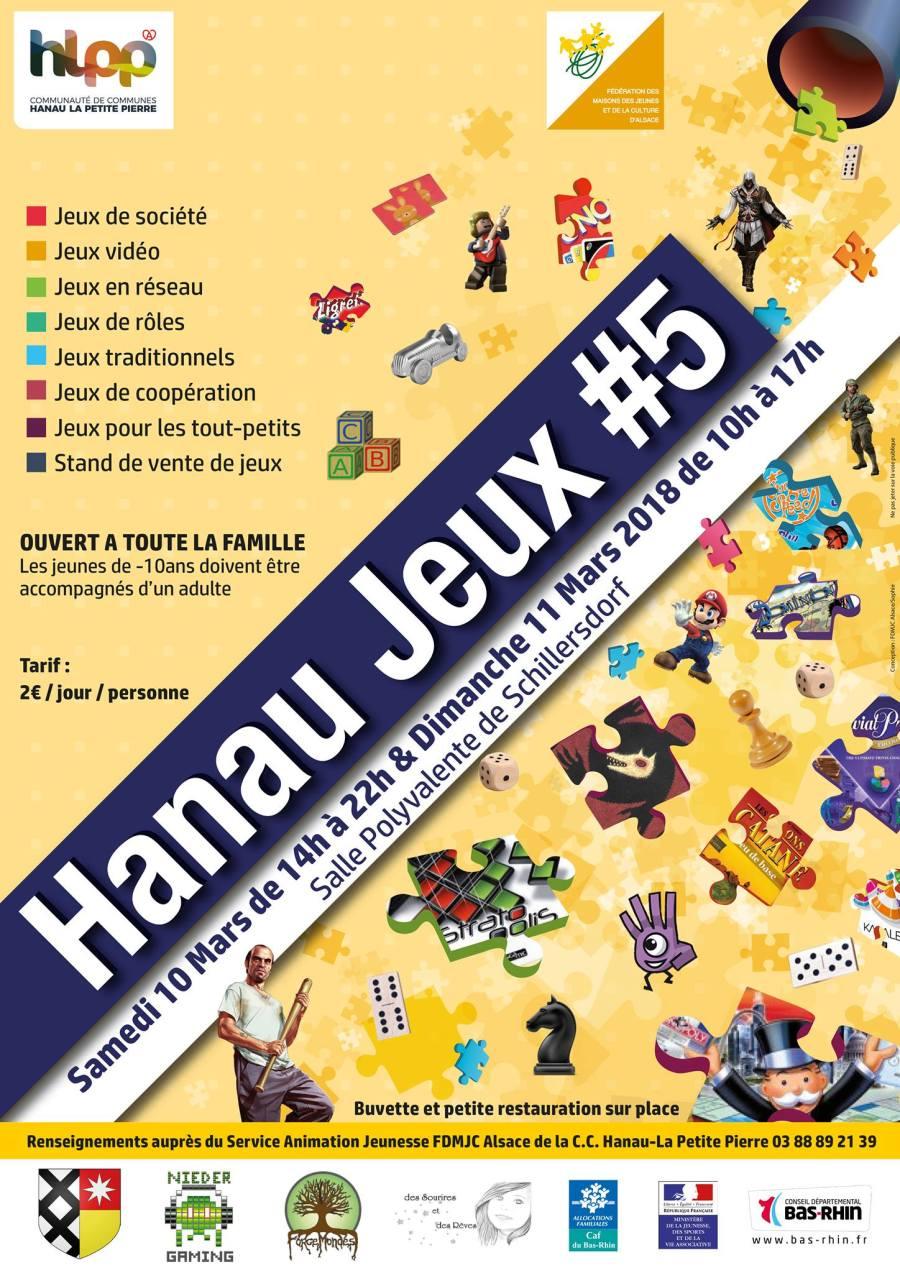 Hanau Jeux 2018